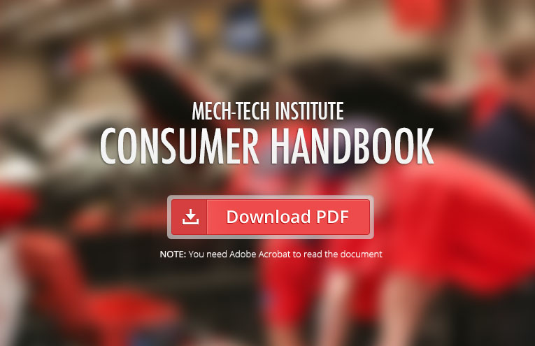 Mech-Tech-Institute-Consumer-Handbook